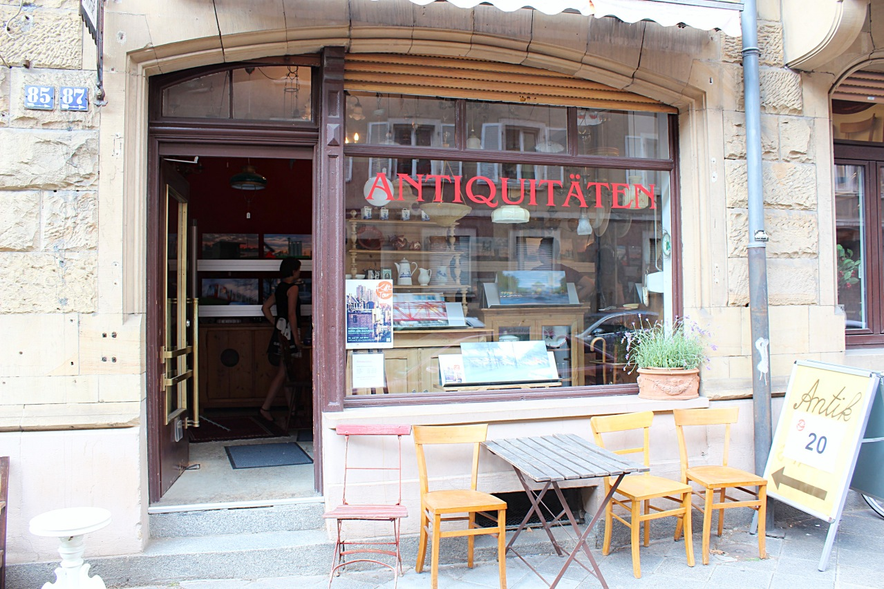 Antiquitäten Mannheim Kulttour