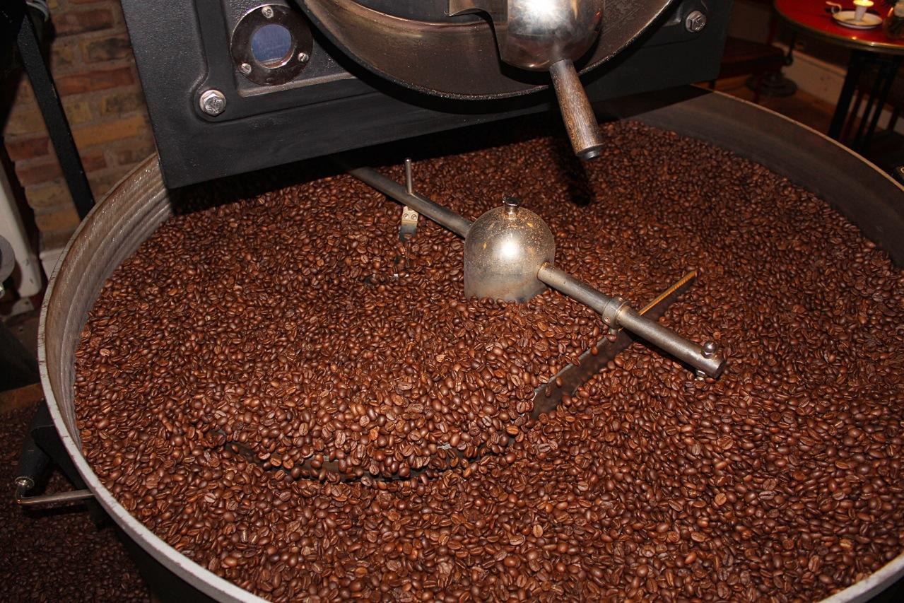 Kaffeerösterei Lauri Mannheim