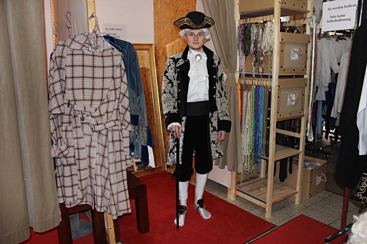 Kostümverleih Welker Mannheim