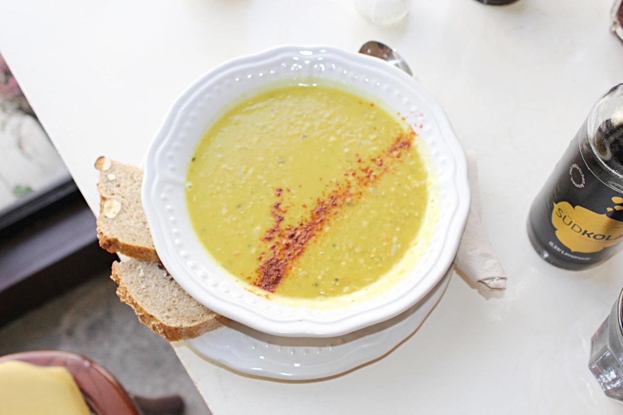 Café Pfau Mannheim Suppe