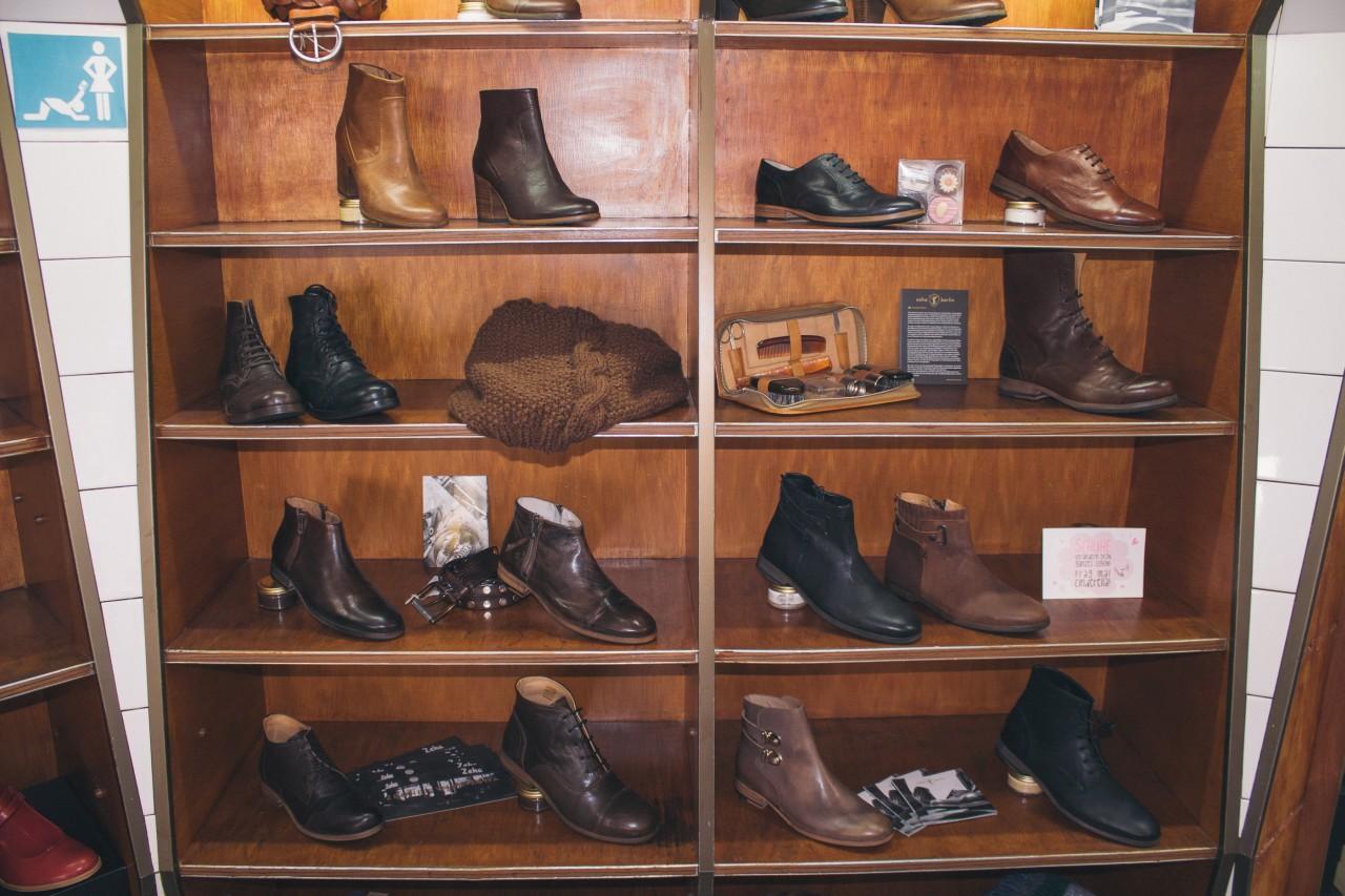 Kultsneaker und Schuhe mit Stil – der Zeha Store