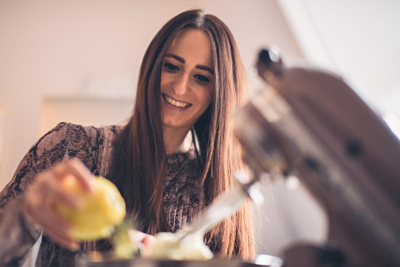 Maren Schwarz, Foodbloggerin