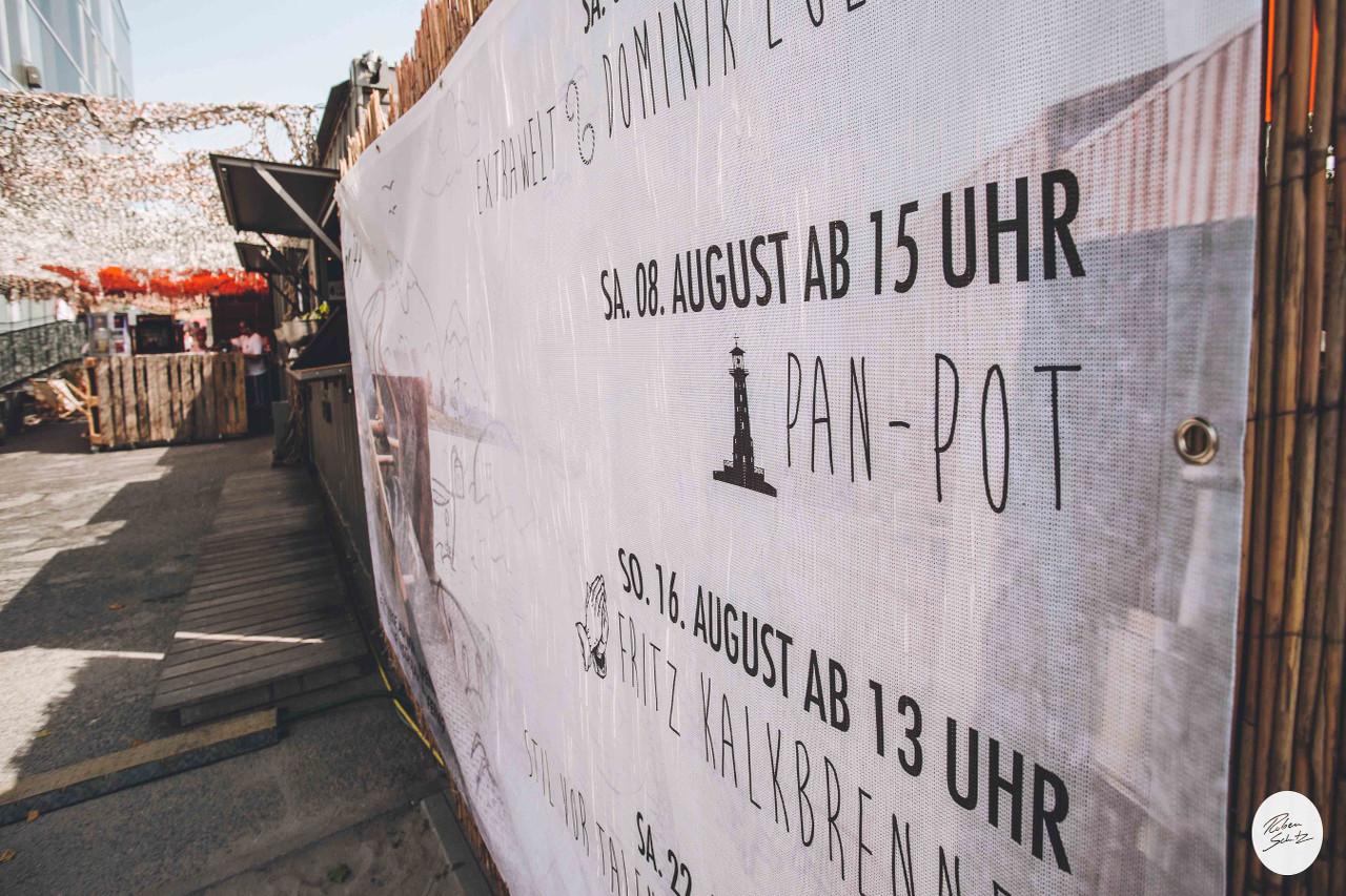 Pan-Pot am Hafen 49 in Mannheim