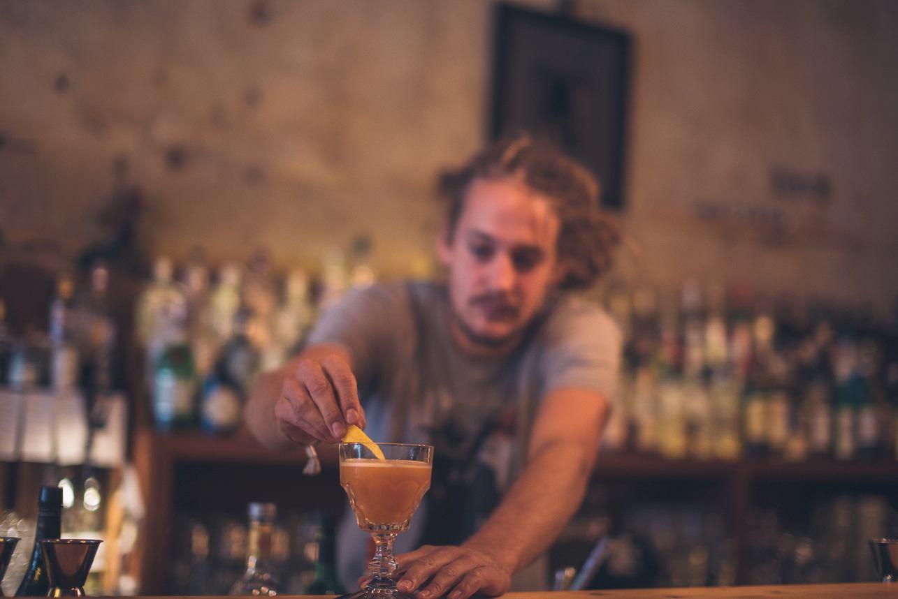 Hagestolz Bar im Mannheimer Jungbusch