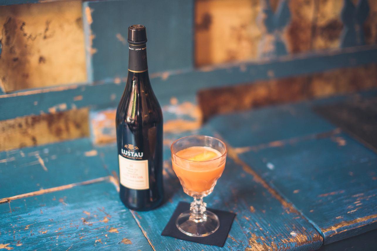 """Cocktail """"Rübezahl"""""""