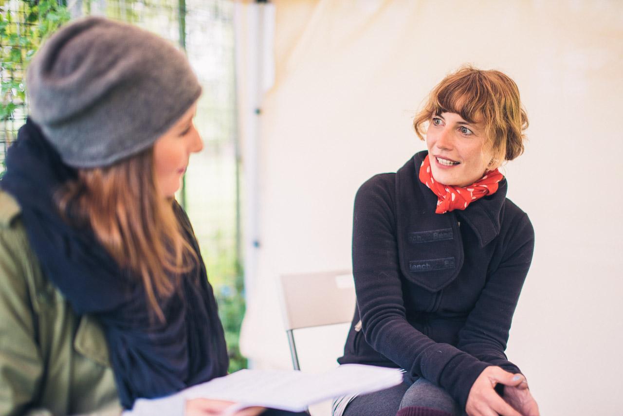 im Gespräch mit Hundepsychologin Angela Kniesel