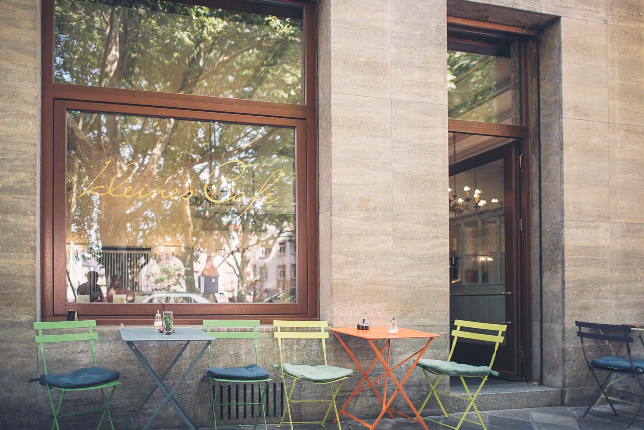 Kleines Café Mannheim