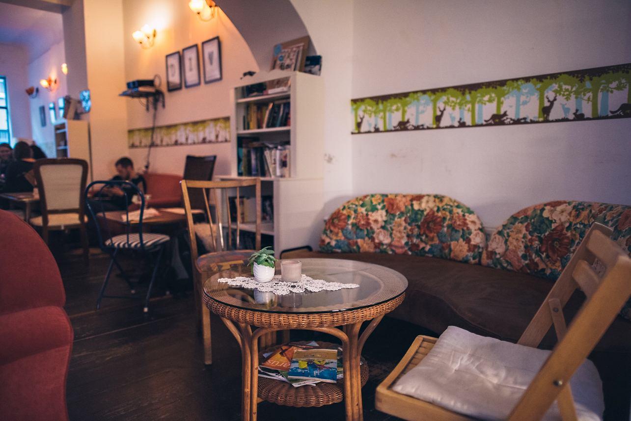 Café Vogelfrei Mannheim Innen