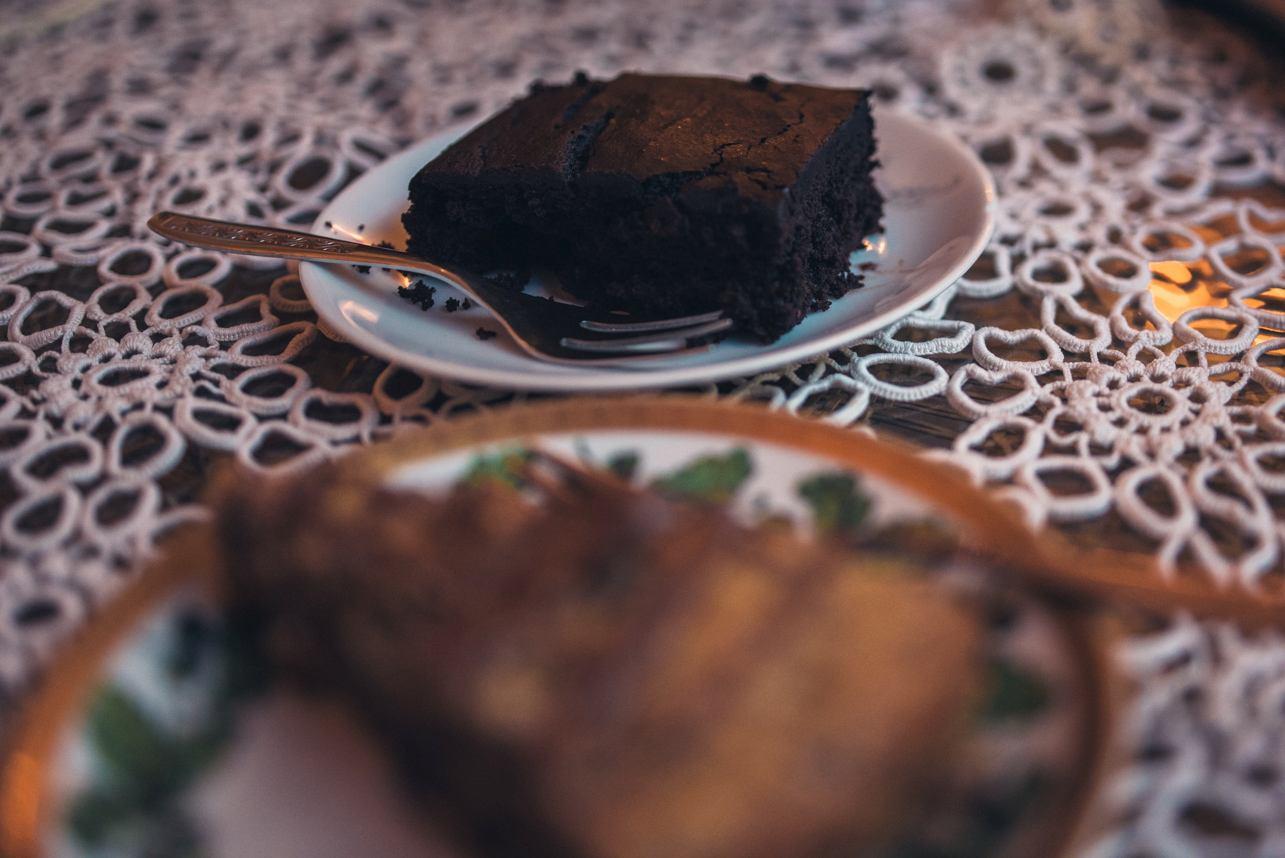 Café Vogelfrei Kuchen