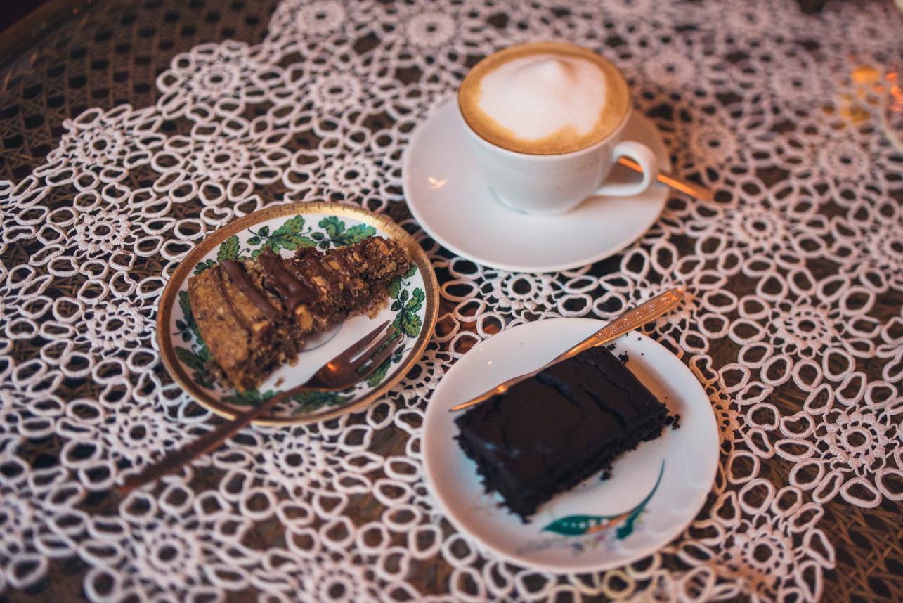 Café Vogelfrei Mannheim Kuchen