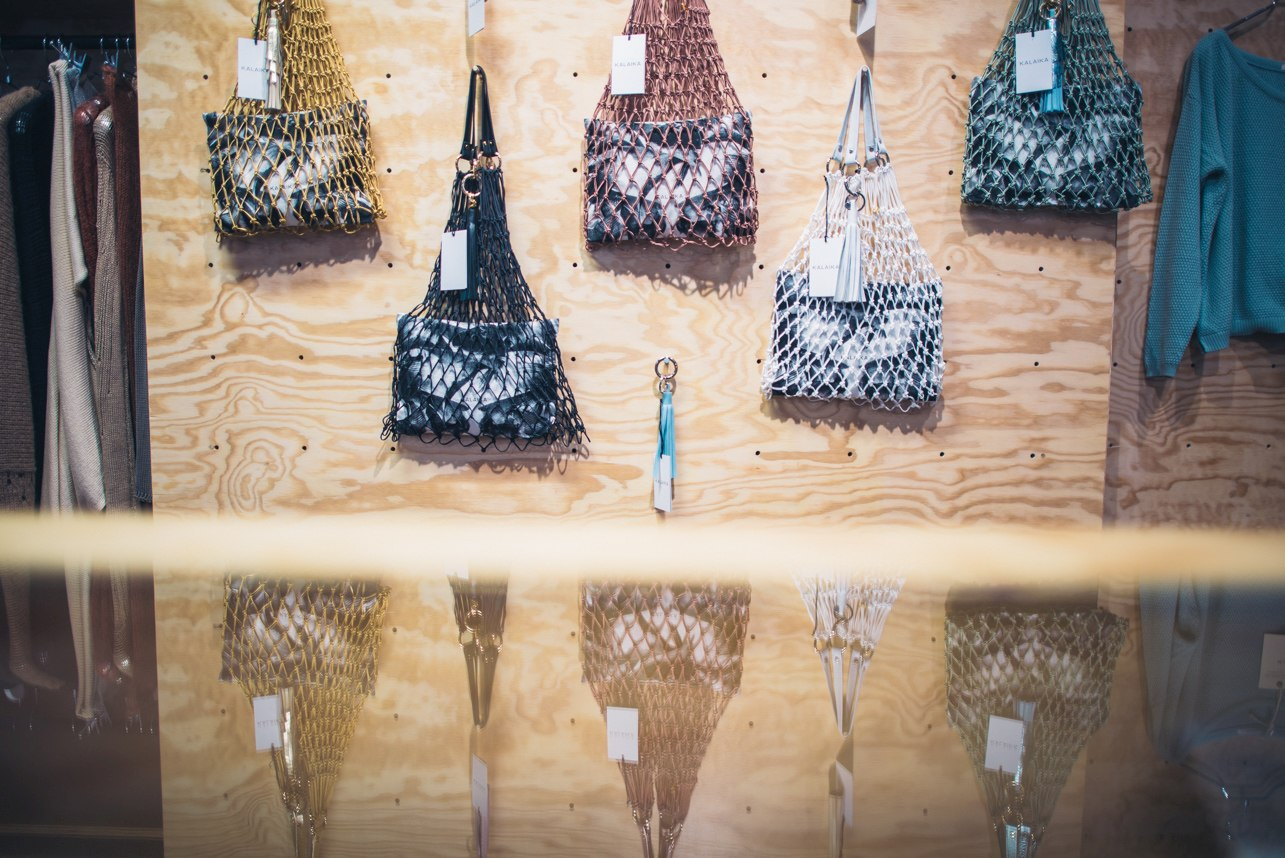 Textilerei Kalaika Netztaschen
