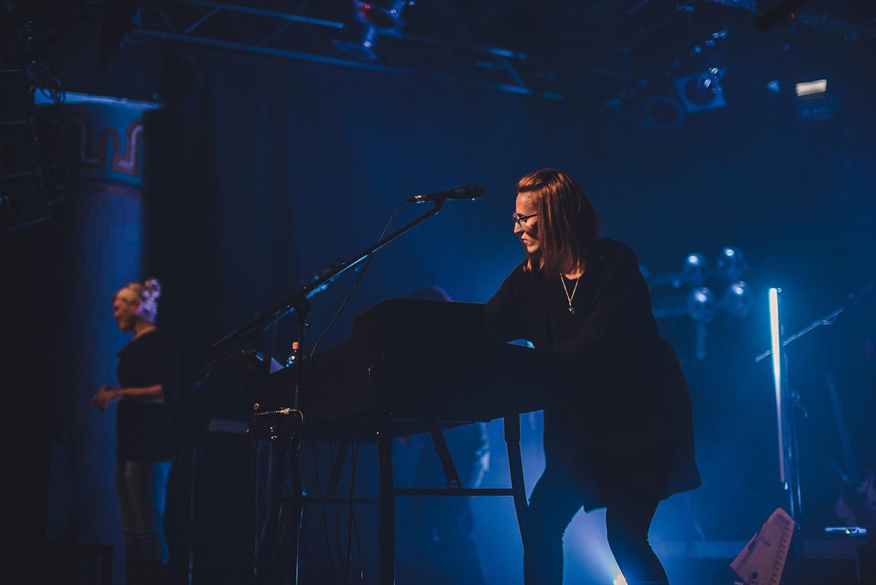 MINE live Konzert Mannheim