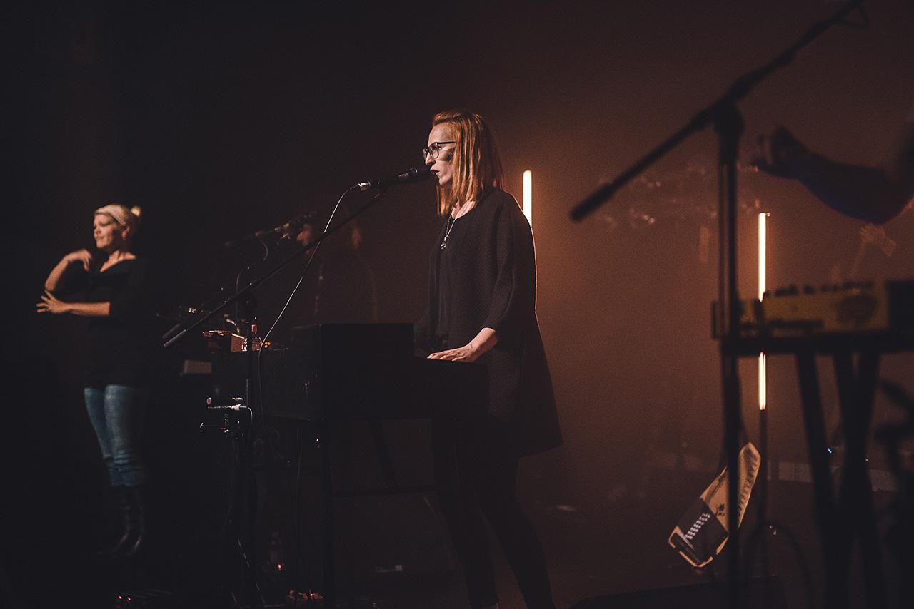 MINE Konzert Release Tour Mannheim