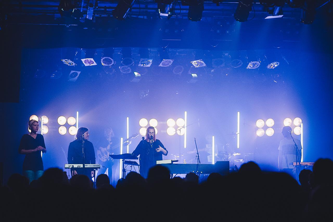 MINE Live Konzert Feuerwache Mannheim
