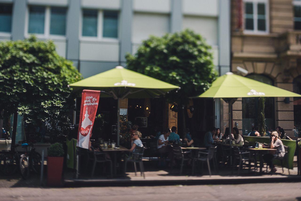 COA Mannheim Terrasse
