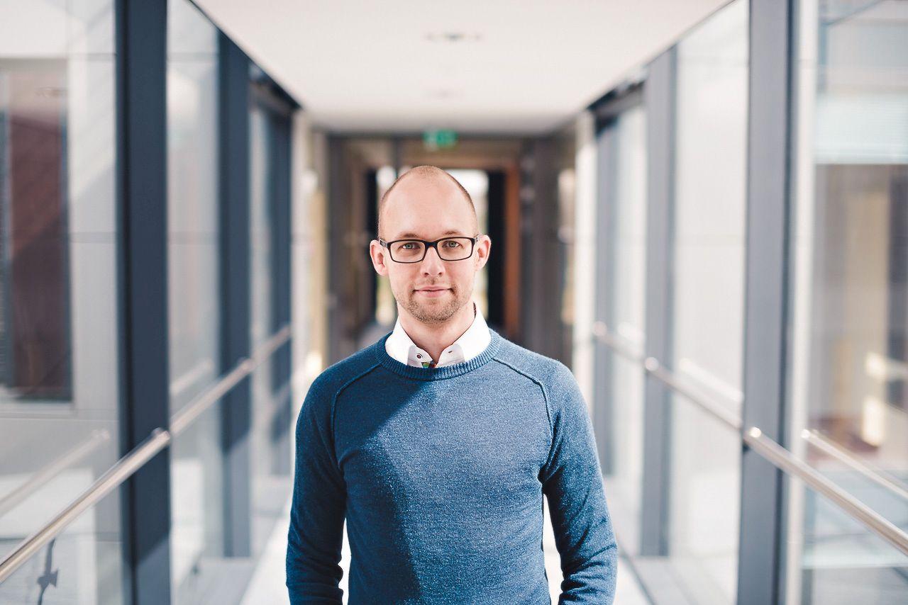 Michael Wurst, Gründer des Startups Mister Trip