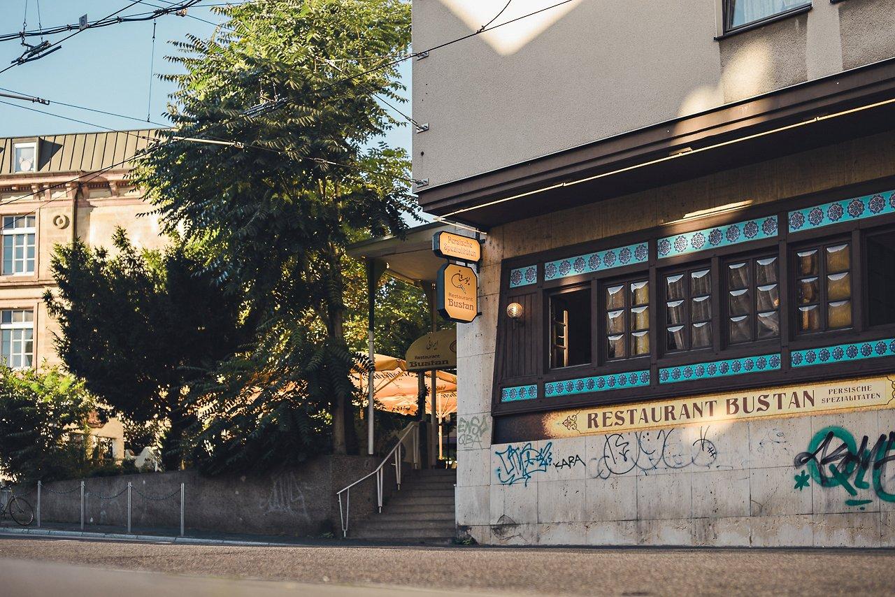 Restaurant Bustan