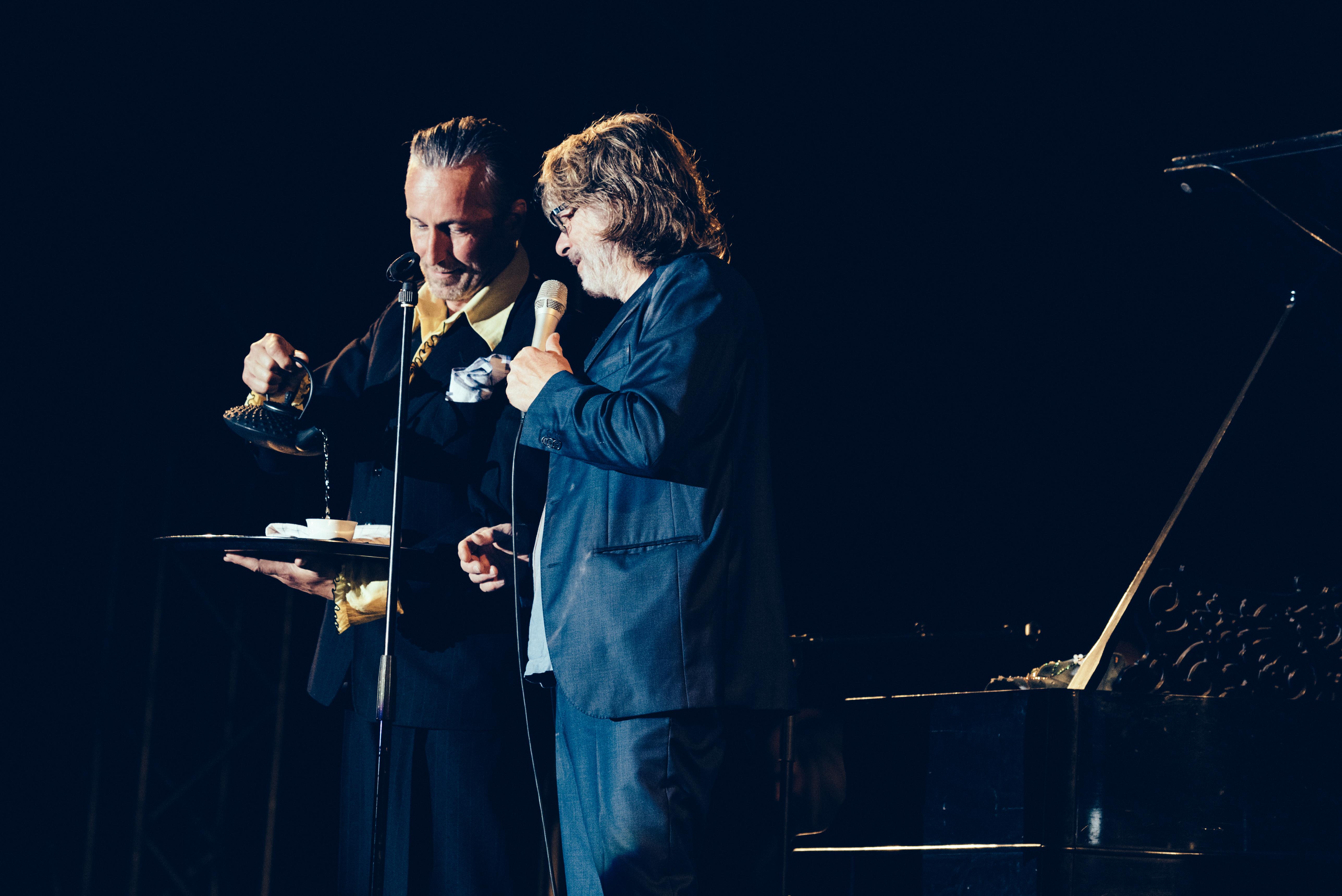 Helge Schneider, Zeltfestival Rhein-Neckar