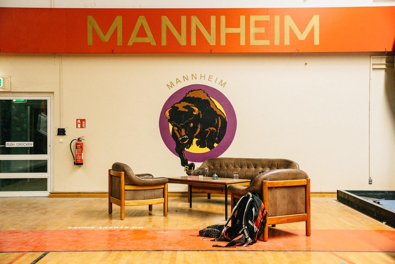 Sportsarena Franklin Mannheim