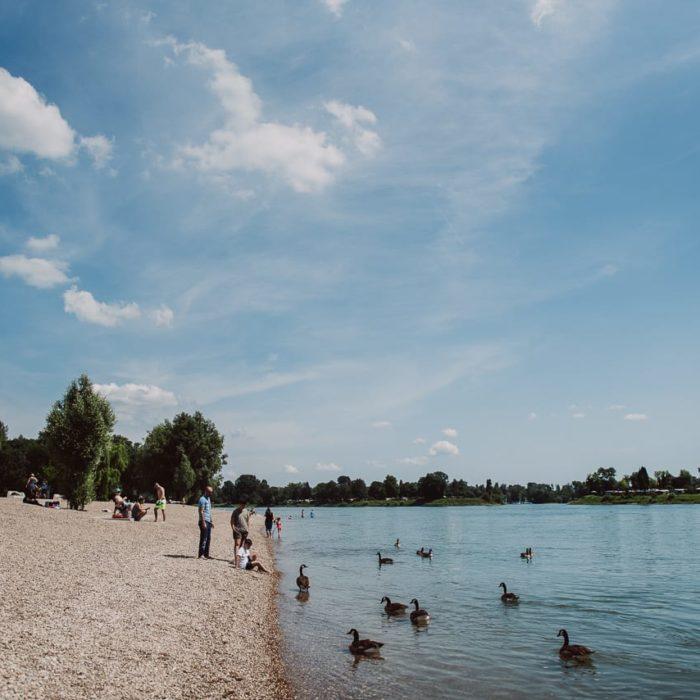 Wochenende Mannheim
