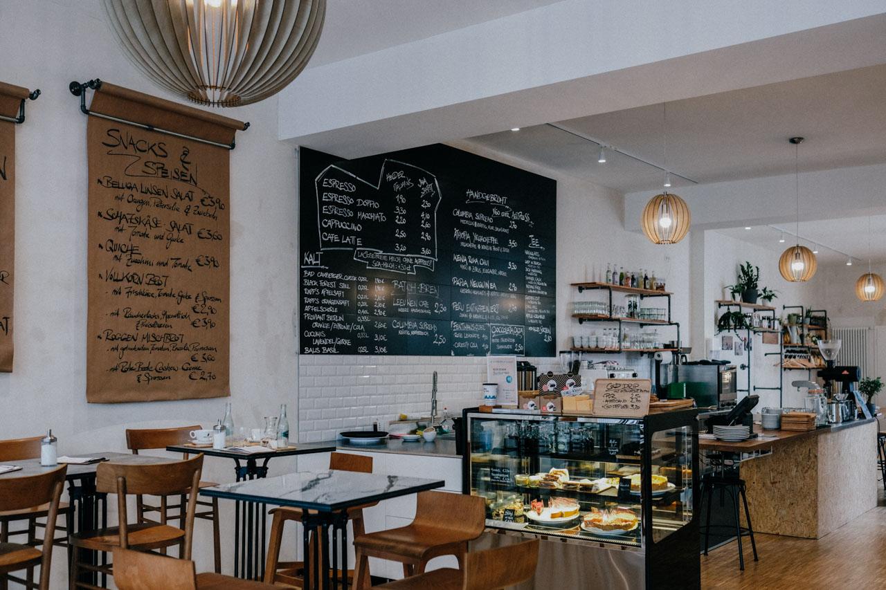 Helder & Leeuwen Mannheim Café