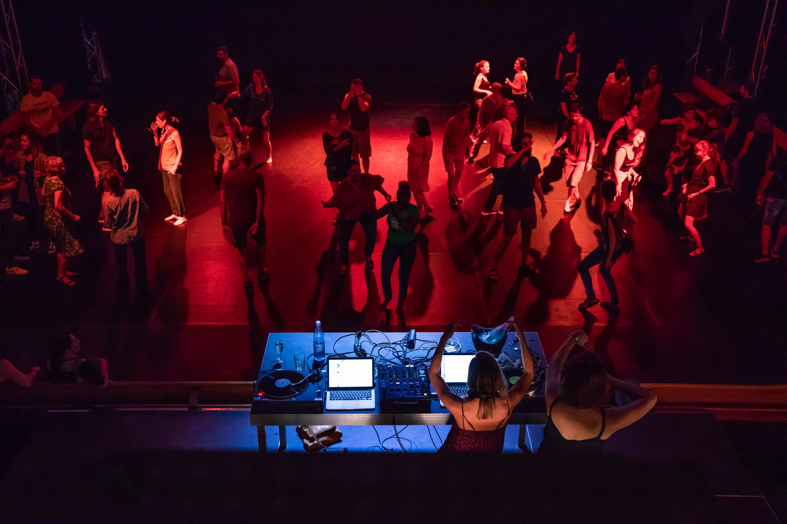 Theaterfestival Schwindelfrei, Terrorchicks ©Lys Y. Seng