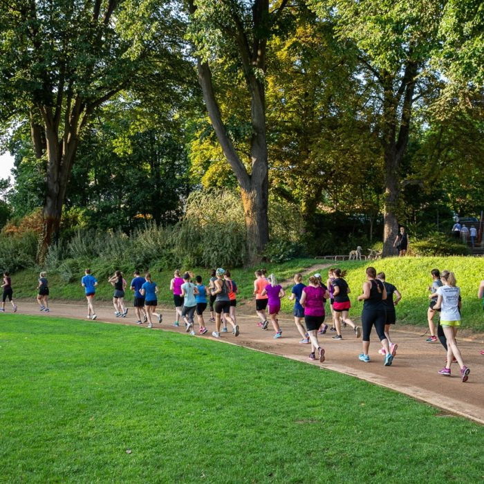 Engelhorn sports Frauenlauftreff