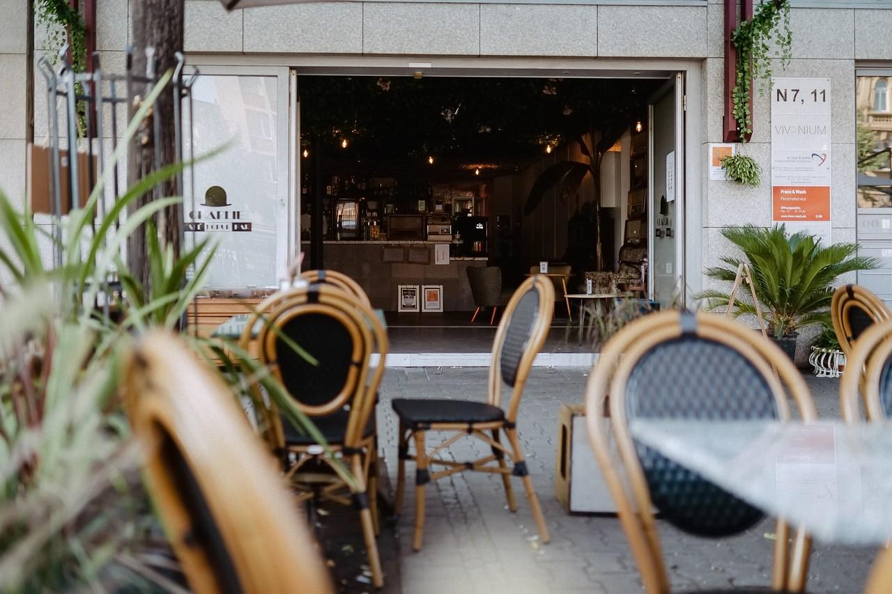 Charlie Café Bar Mannheim